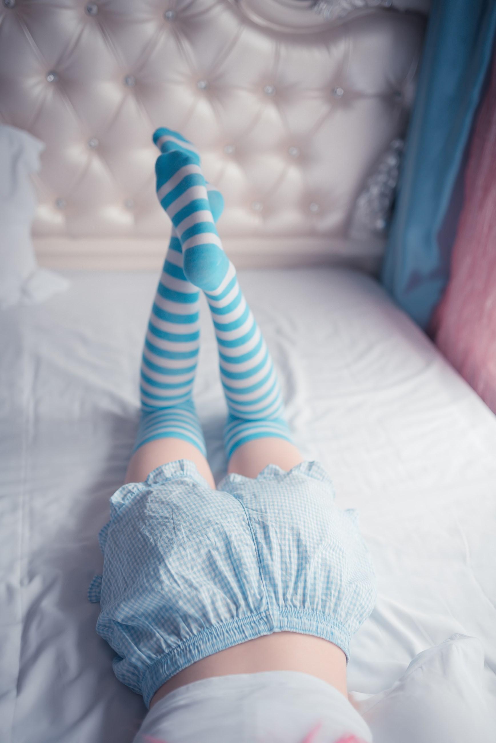 【兔玩映画】蓝白条纹 兔玩映画 第12张