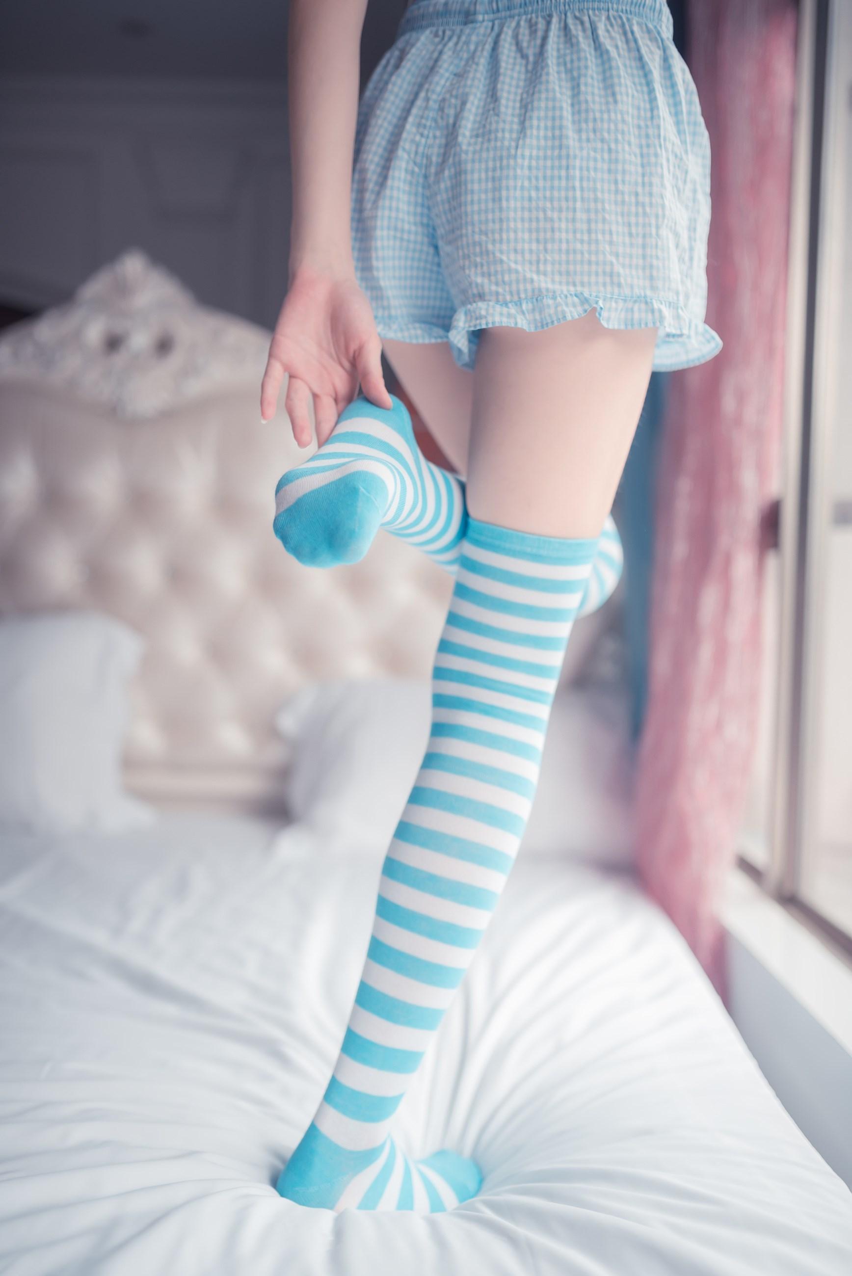 【兔玩映画】蓝白条纹 兔玩映画 第8张