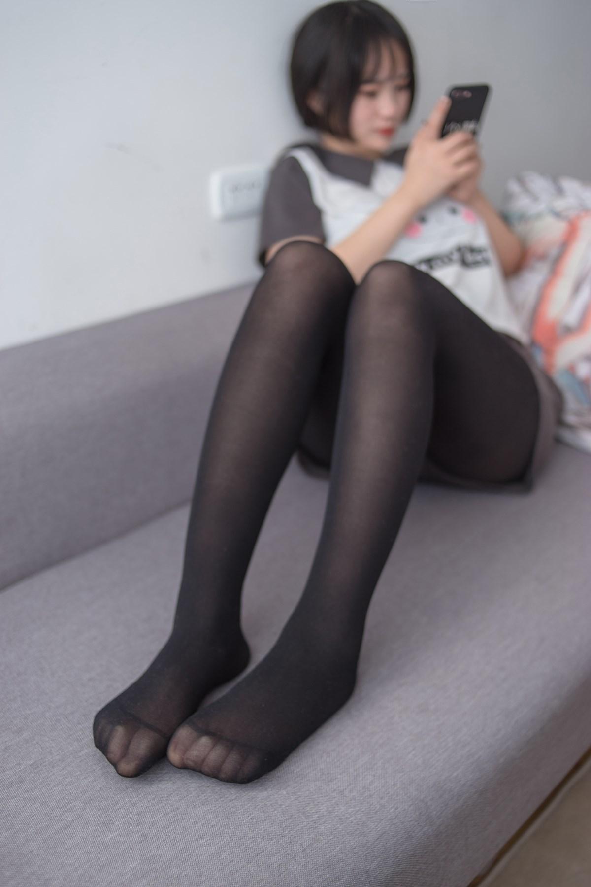 【兔玩映画】萌萌哒黑丝 兔玩映画 第3张