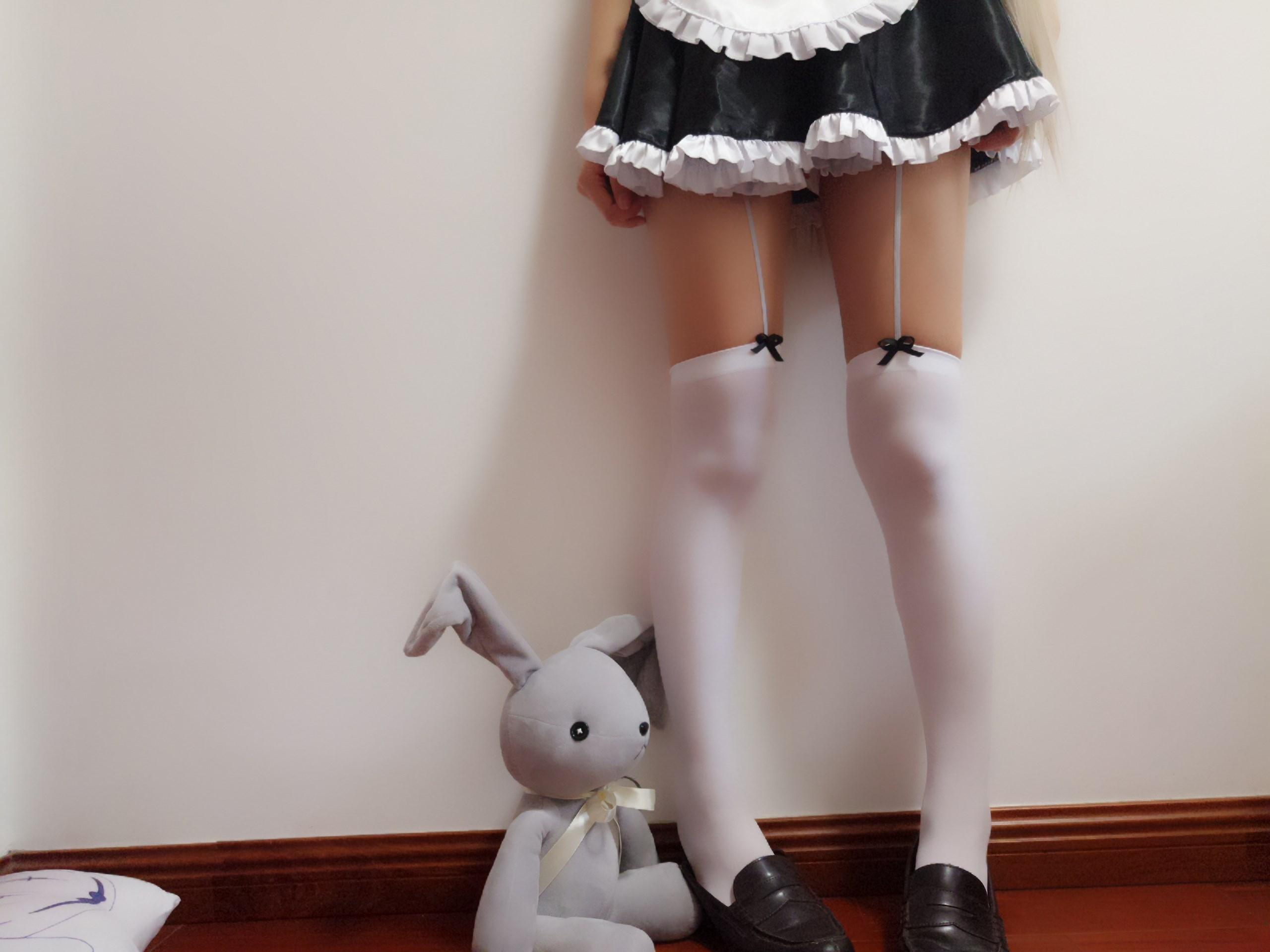 【兔玩映画】萌妹自拍-女仆装穹妹 兔玩映画 第34张