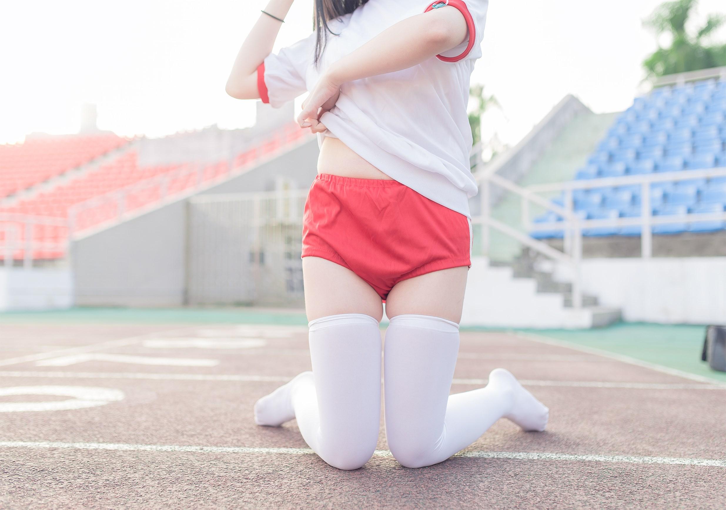 【兔玩映画】好像去上体育课! 兔玩映画 第36张