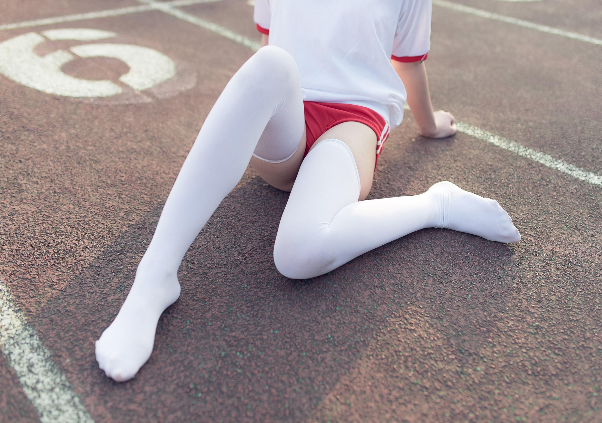 【兔玩映画】好像去上体育课! 兔玩映画 第34张