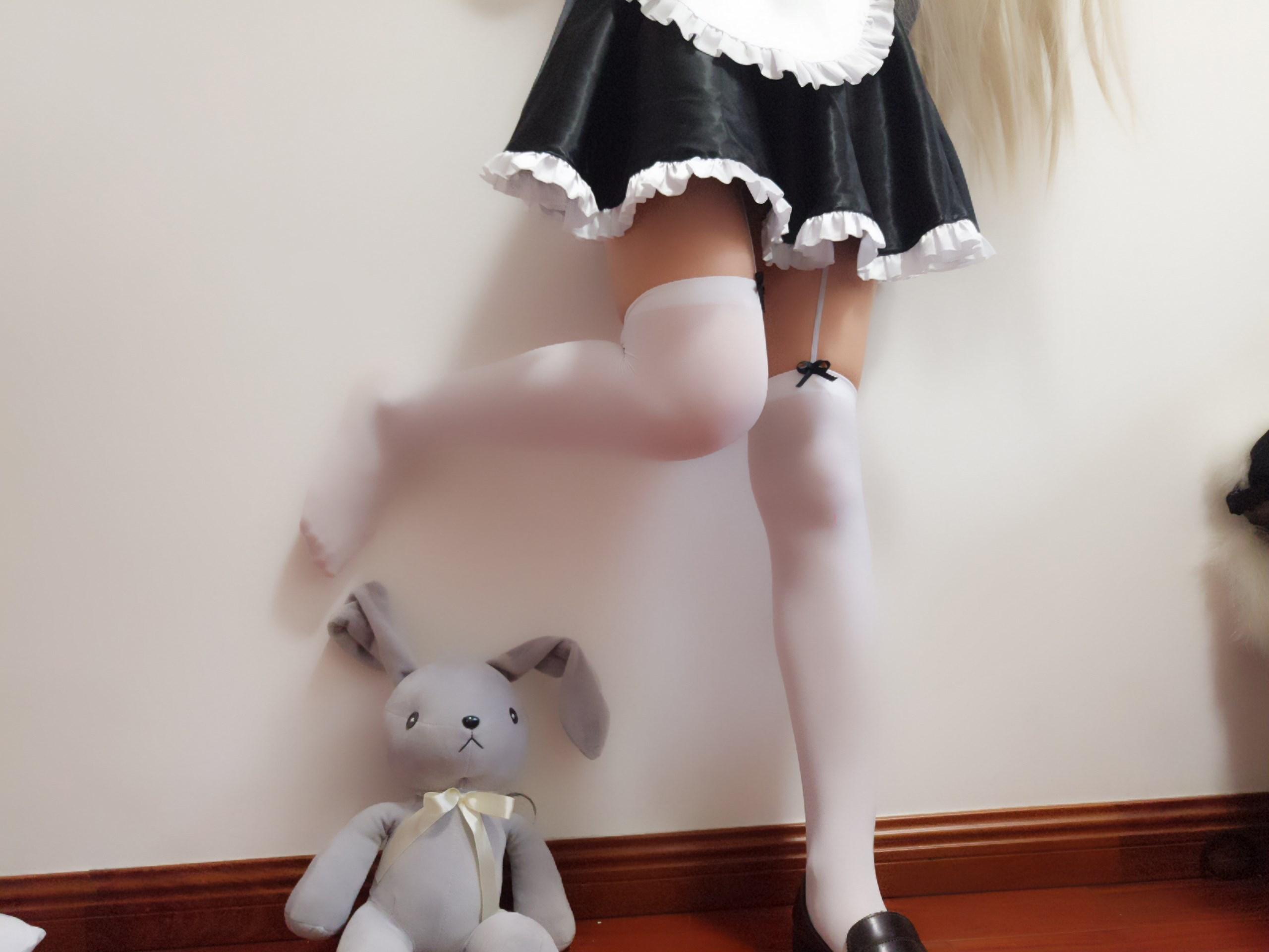 【兔玩映画】萌妹自拍-穹妹女仆装 兔玩映画 第33张