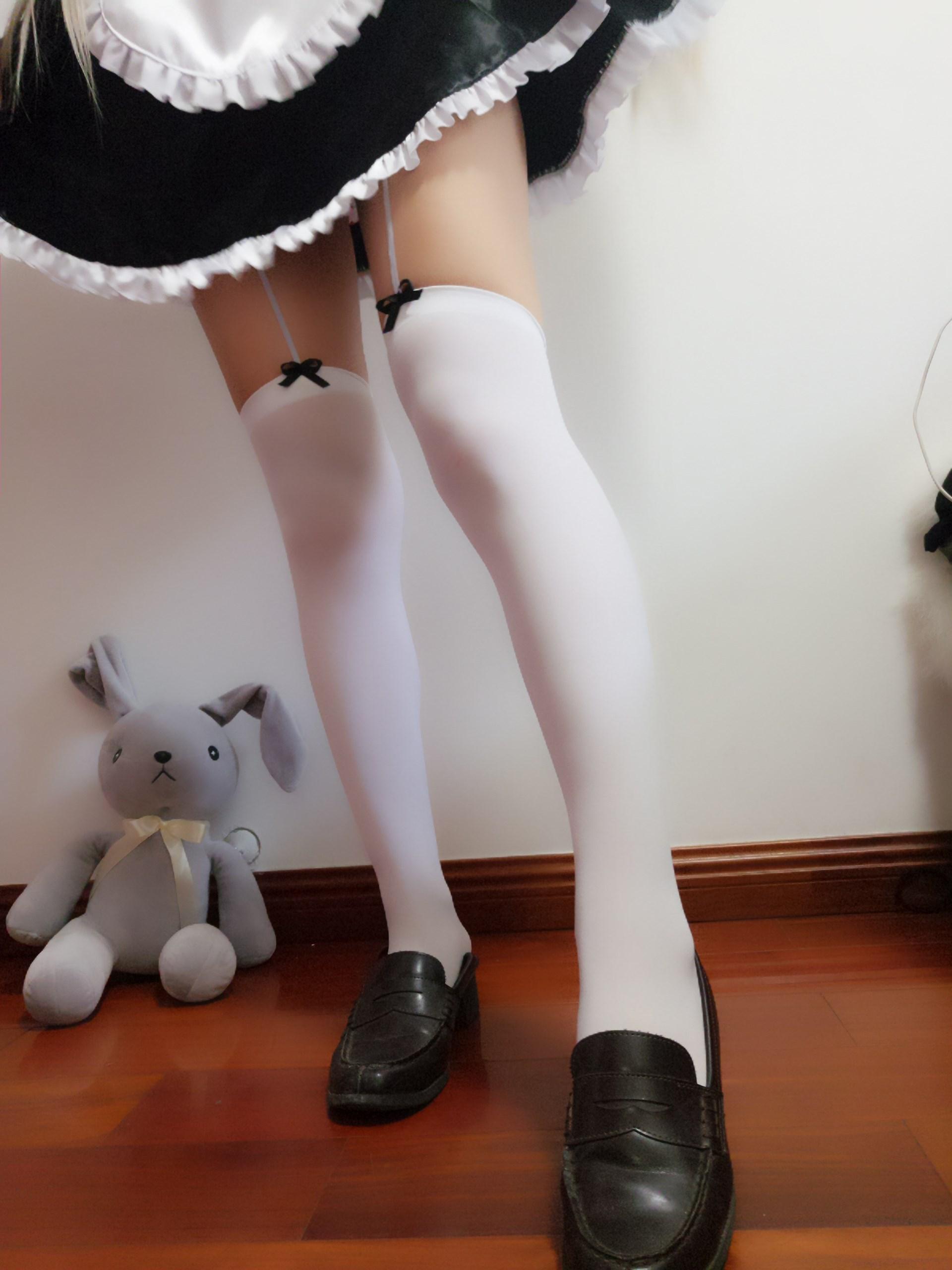 【兔玩映画】萌妹自拍-穹妹女仆装 兔玩映画 第30张
