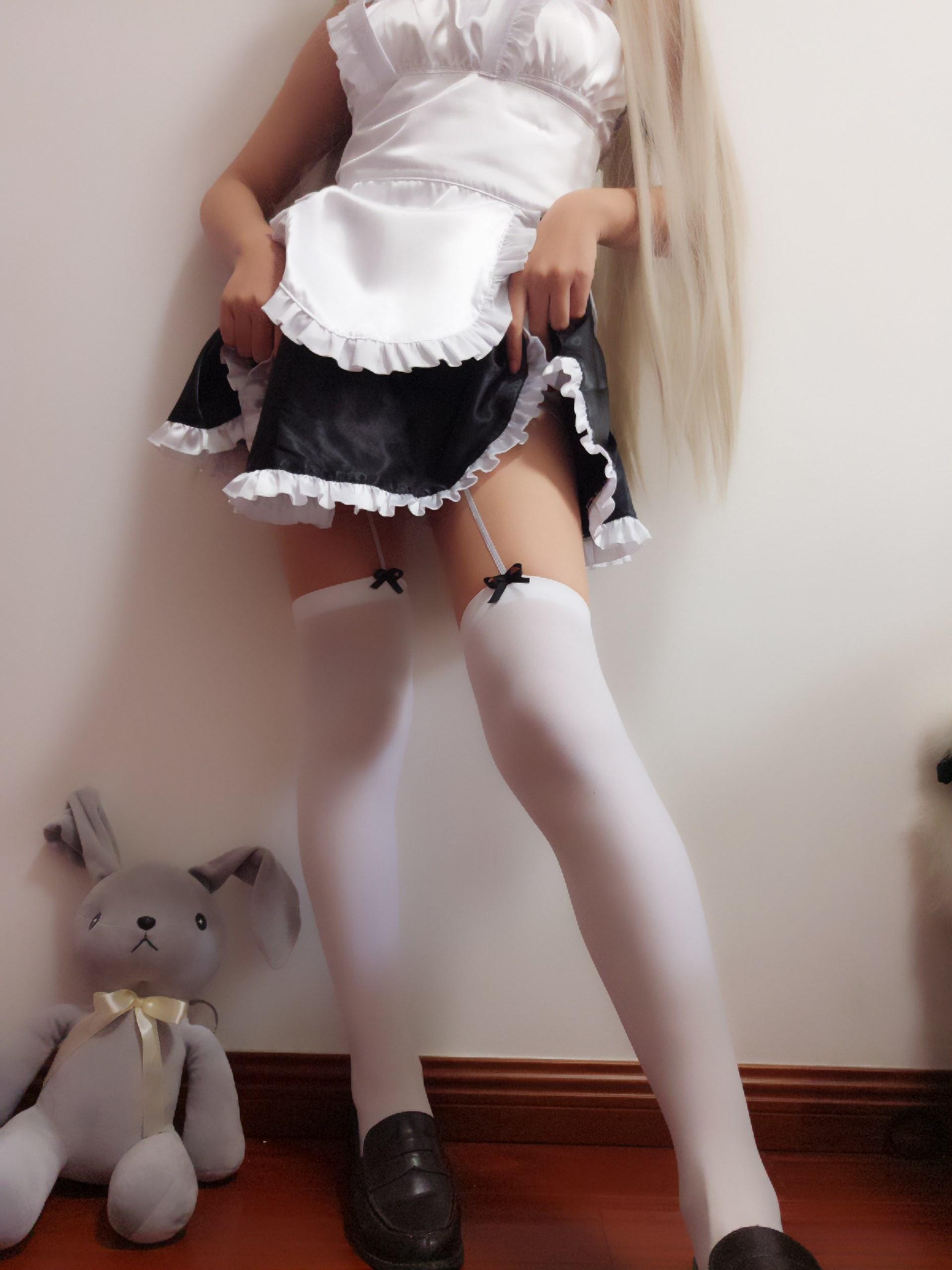 【兔玩映画】萌妹自拍-穹妹女仆装 兔玩映画 第27张