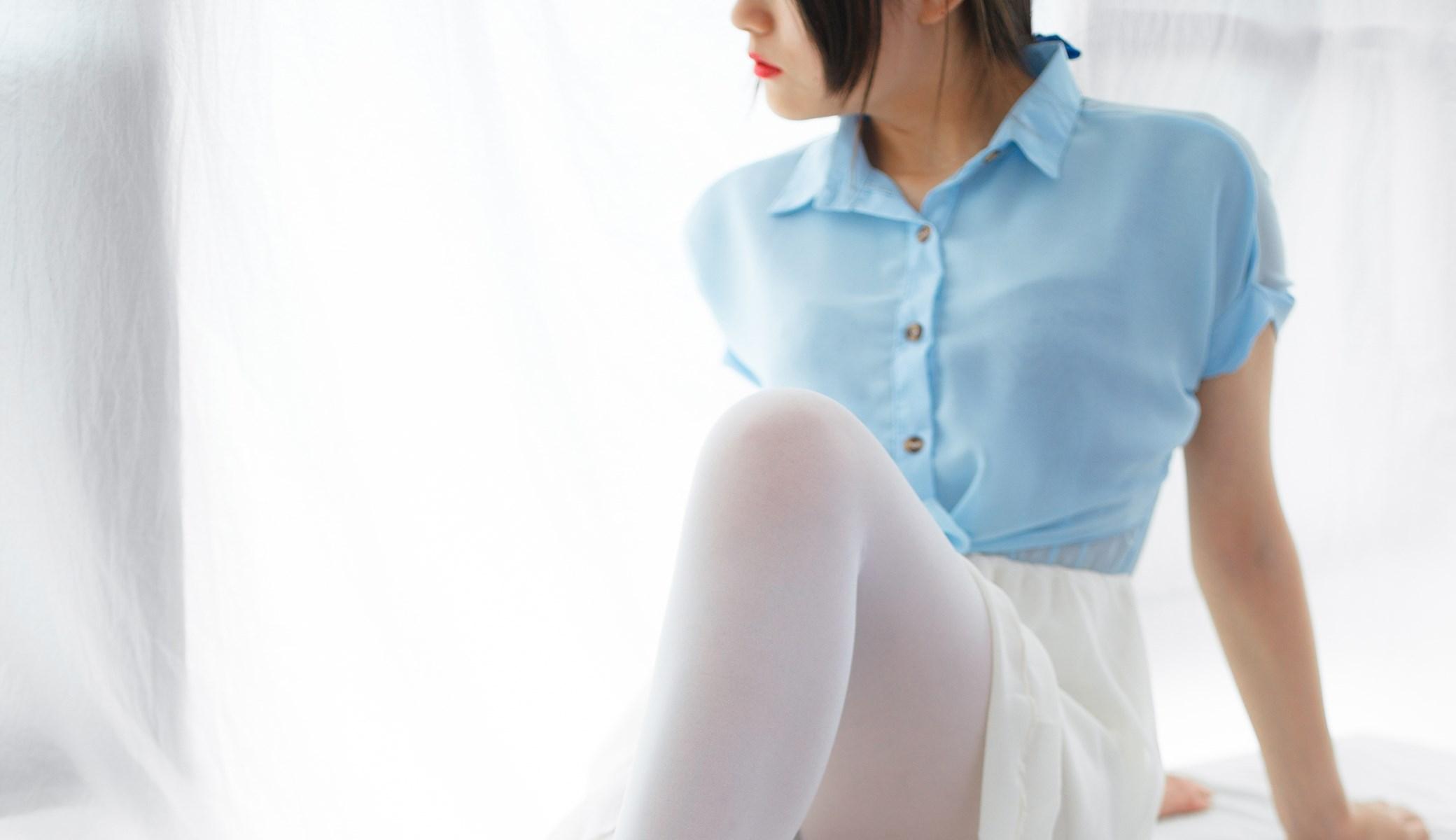 【兔玩映画】白丝萌萌哒 兔玩映画 第16张