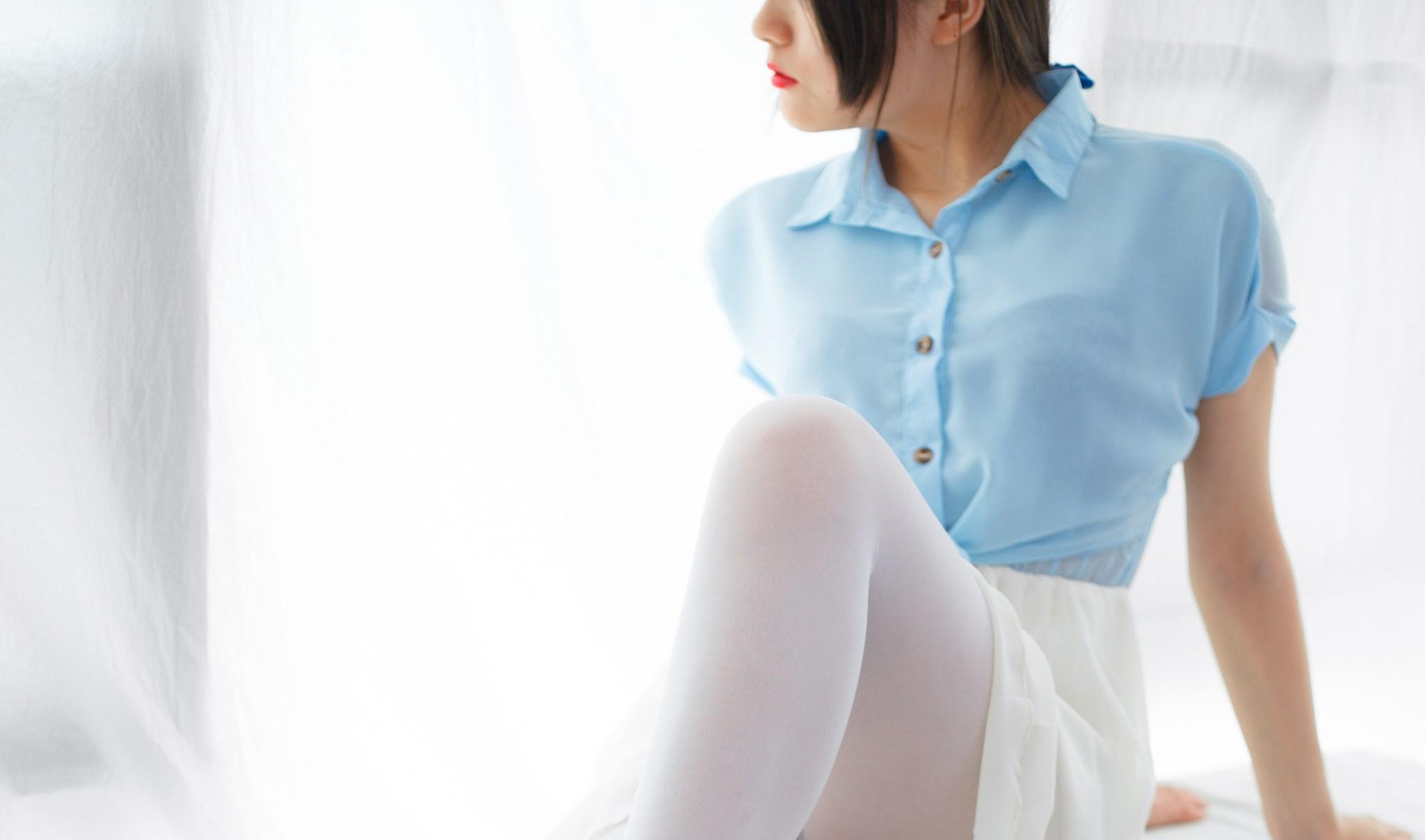 【兔玩映画】白丝萌萌哒 兔玩映画 第15张