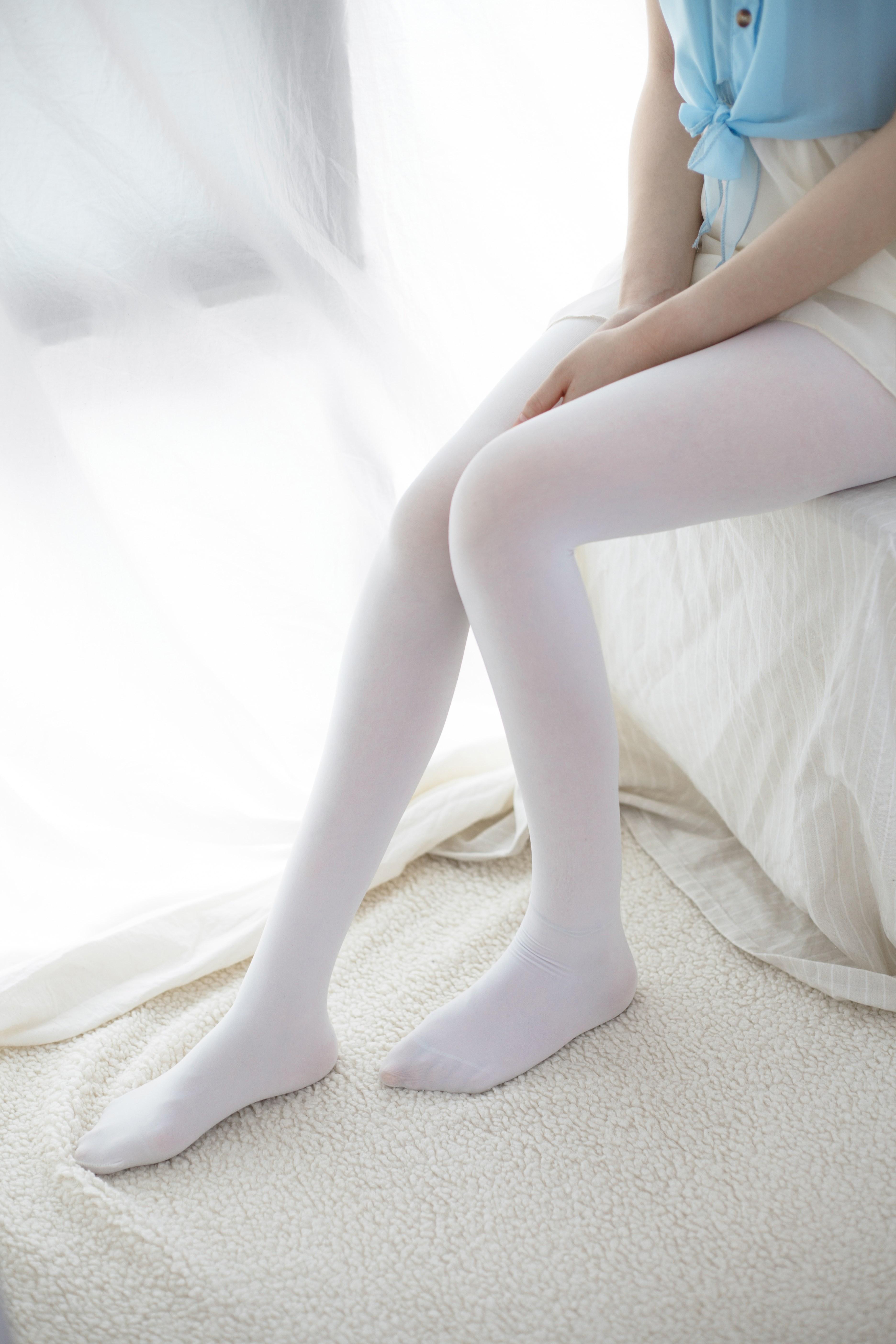 【兔玩映画】白丝萌萌哒 兔玩映画 第4张