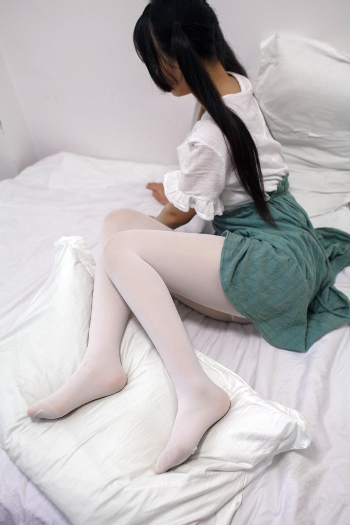 【兔玩映画】白丝萝莉半度喵 兔玩映画 第23张