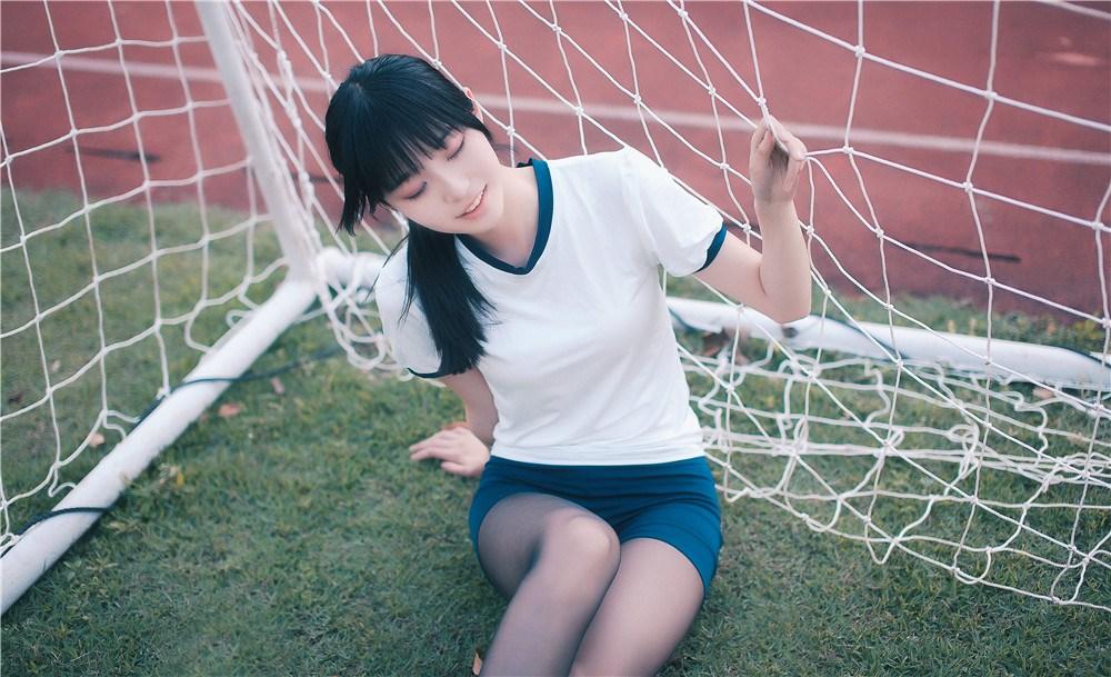 【兔玩映画】桔梗体操服 兔玩映画 第72张