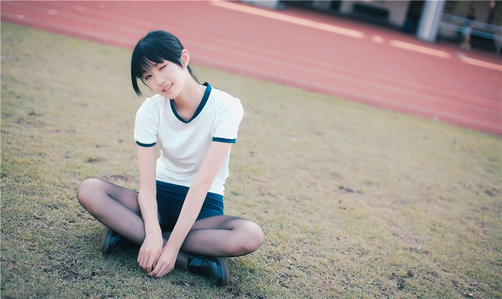 【兔玩映画】桔梗体操服 兔玩映画 第64张
