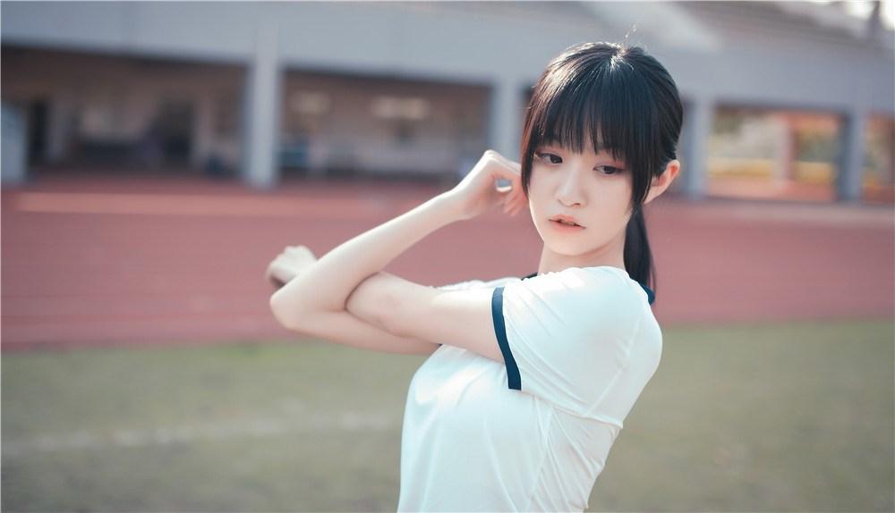 【兔玩映画】桔梗体操服 兔玩映画 第63张