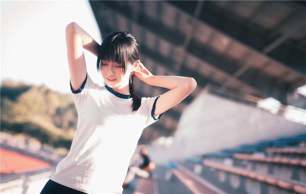 【兔玩映画】桔梗体操服 兔玩映画 第58张