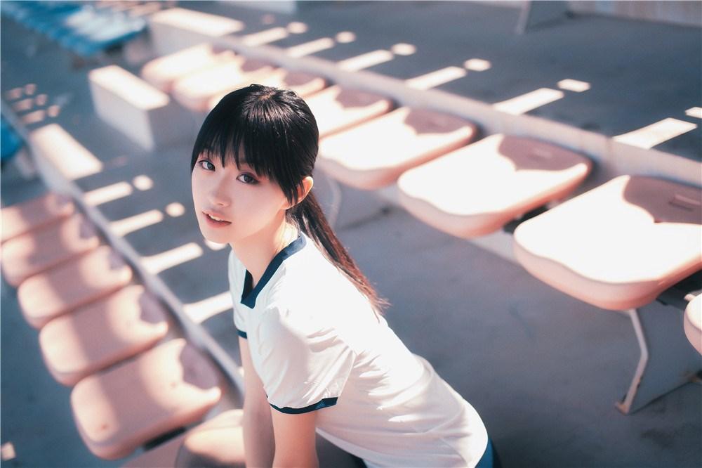 【兔玩映画】桔梗体操服 兔玩映画 第43张