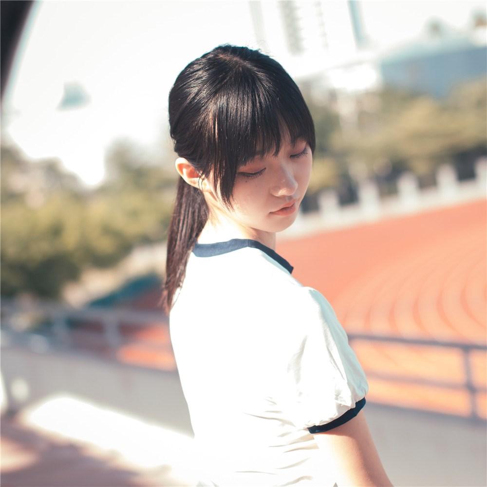 【兔玩映画】桔梗体操服 兔玩映画 第41张