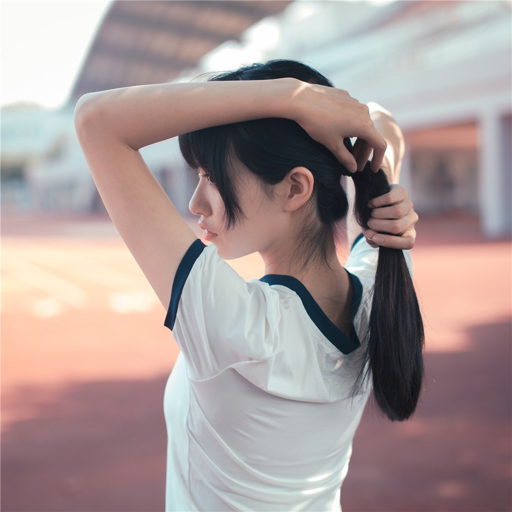 【兔玩映画】桔梗体操服 兔玩映画 第38张