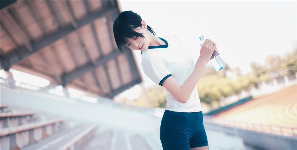 【兔玩映画】桔梗体操服 兔玩映画 第34张