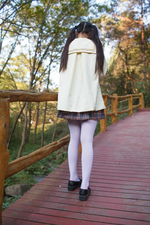 【兔玩映画】野外的萝莉白丝 兔玩映画 第36张