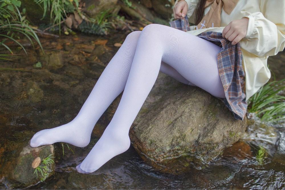 【兔玩映画】野外的萝莉白丝 兔玩映画 第32张