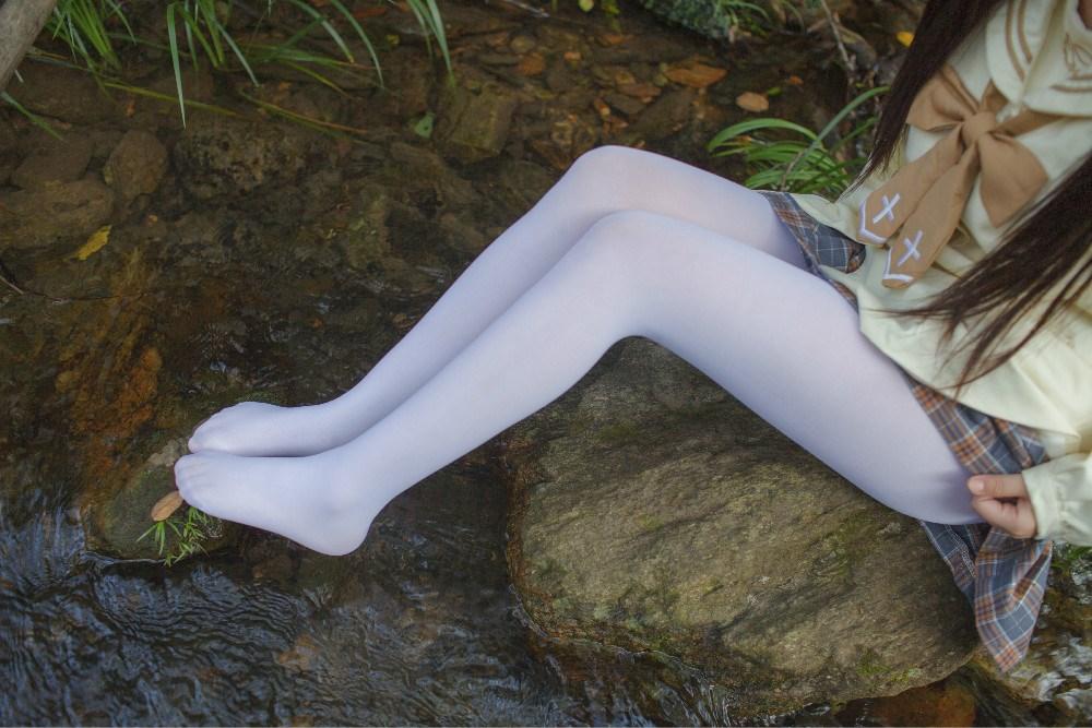 【兔玩映画】野外的萝莉白丝 兔玩映画 第26张