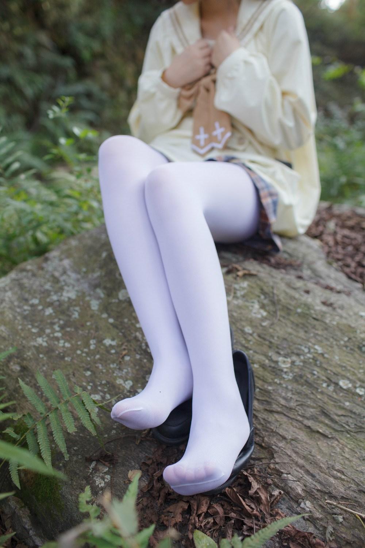 【兔玩映画】野外的萝莉白丝 兔玩映画 第24张