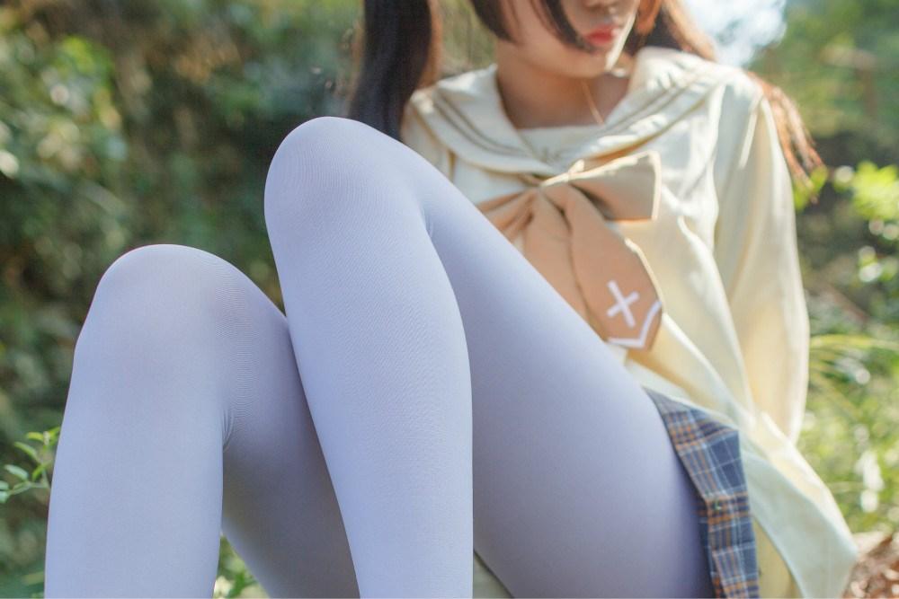 【兔玩映画】野外的萝莉白丝 兔玩映画 第20张