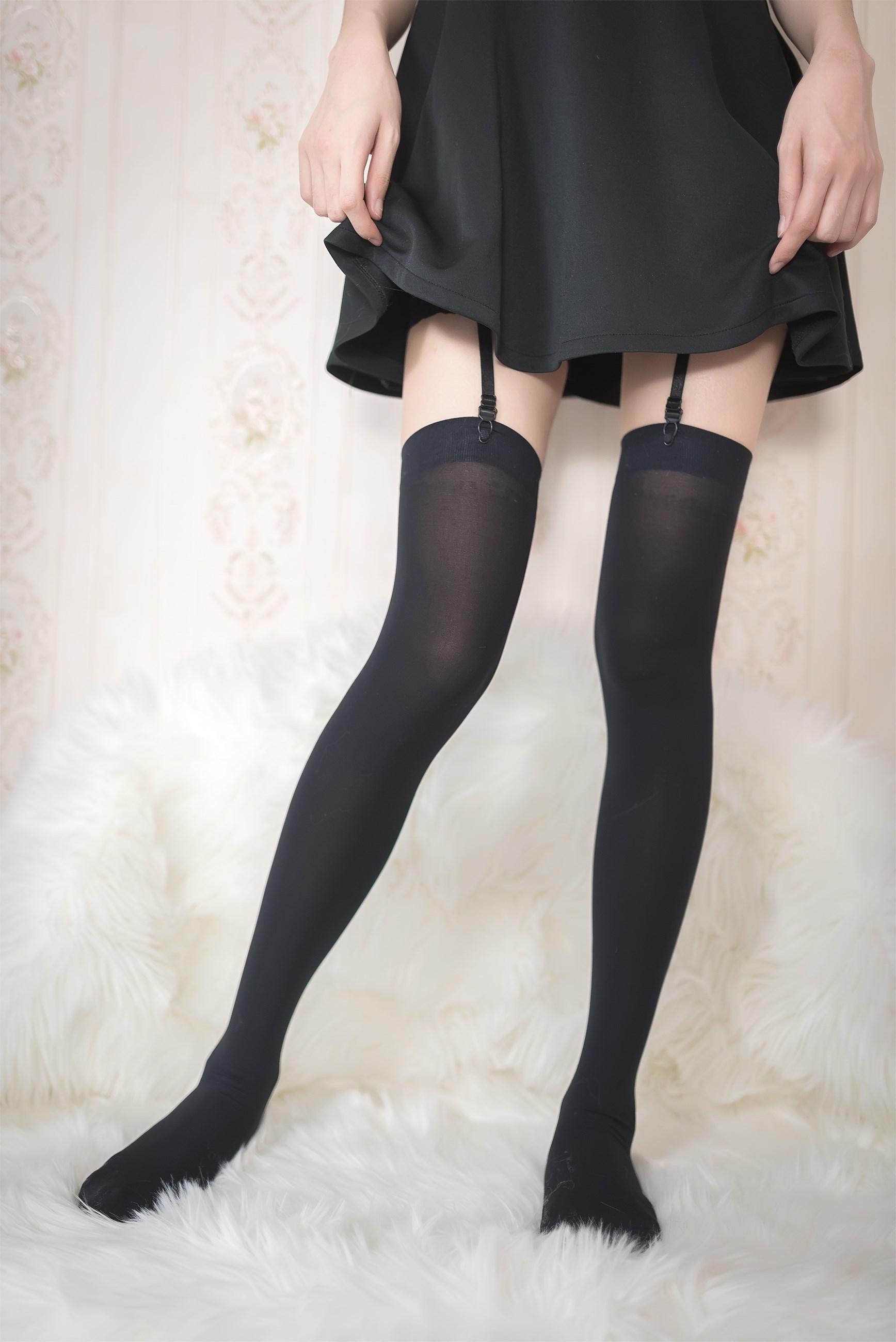【兔玩映画】吊带 · 丝袜 · 天使 兔玩映画 第42张