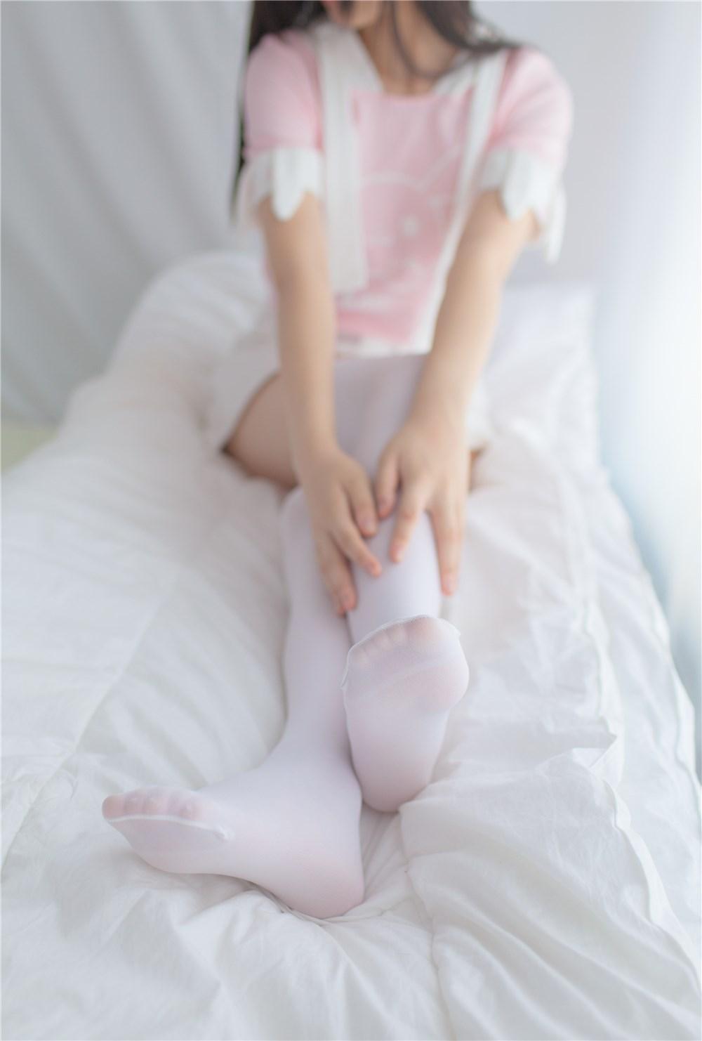【兔玩映画】粉白的兔叽 兔玩映画 第28张
