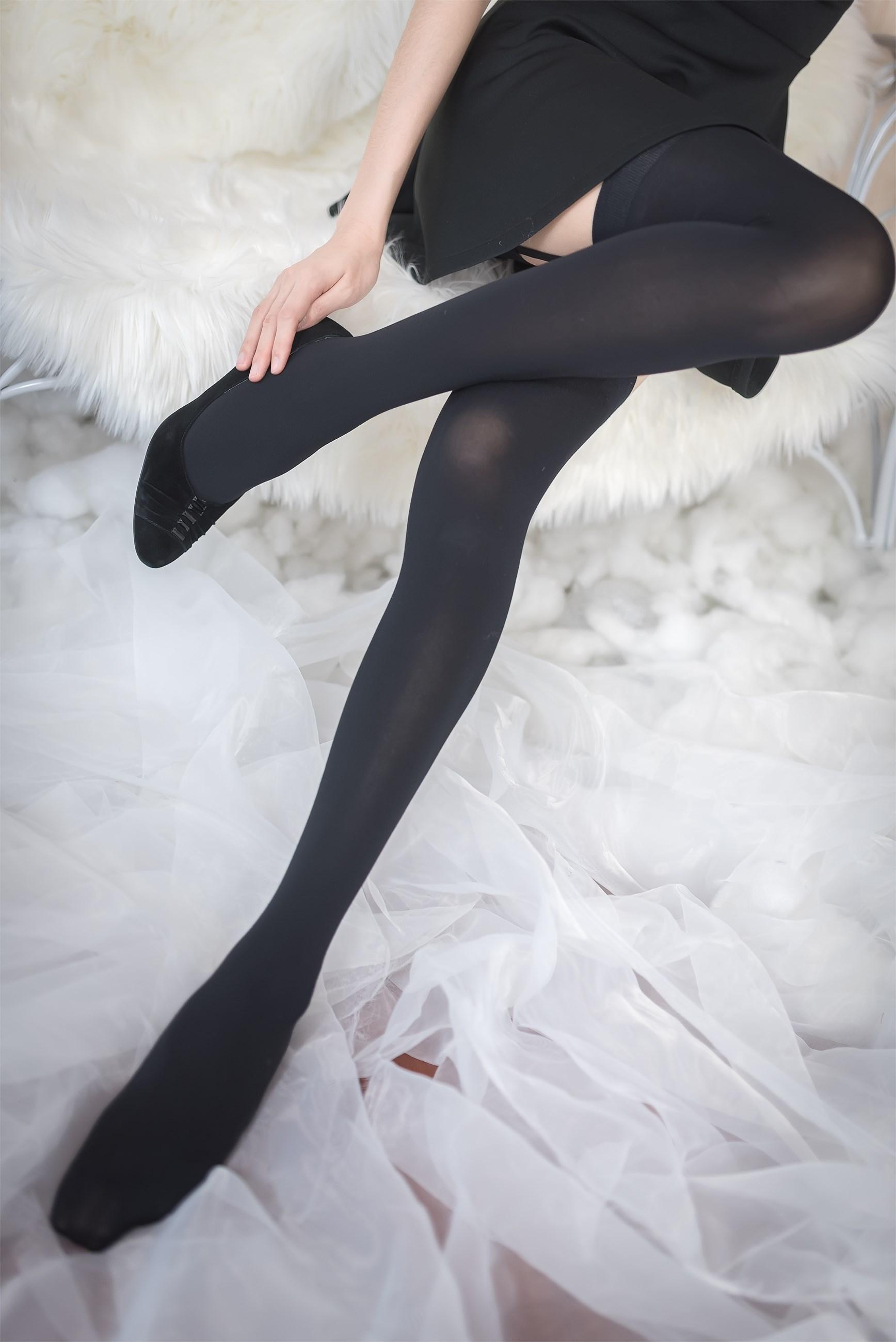 【兔玩映画】吊带 · 丝袜 · 天使 兔玩映画 第33张