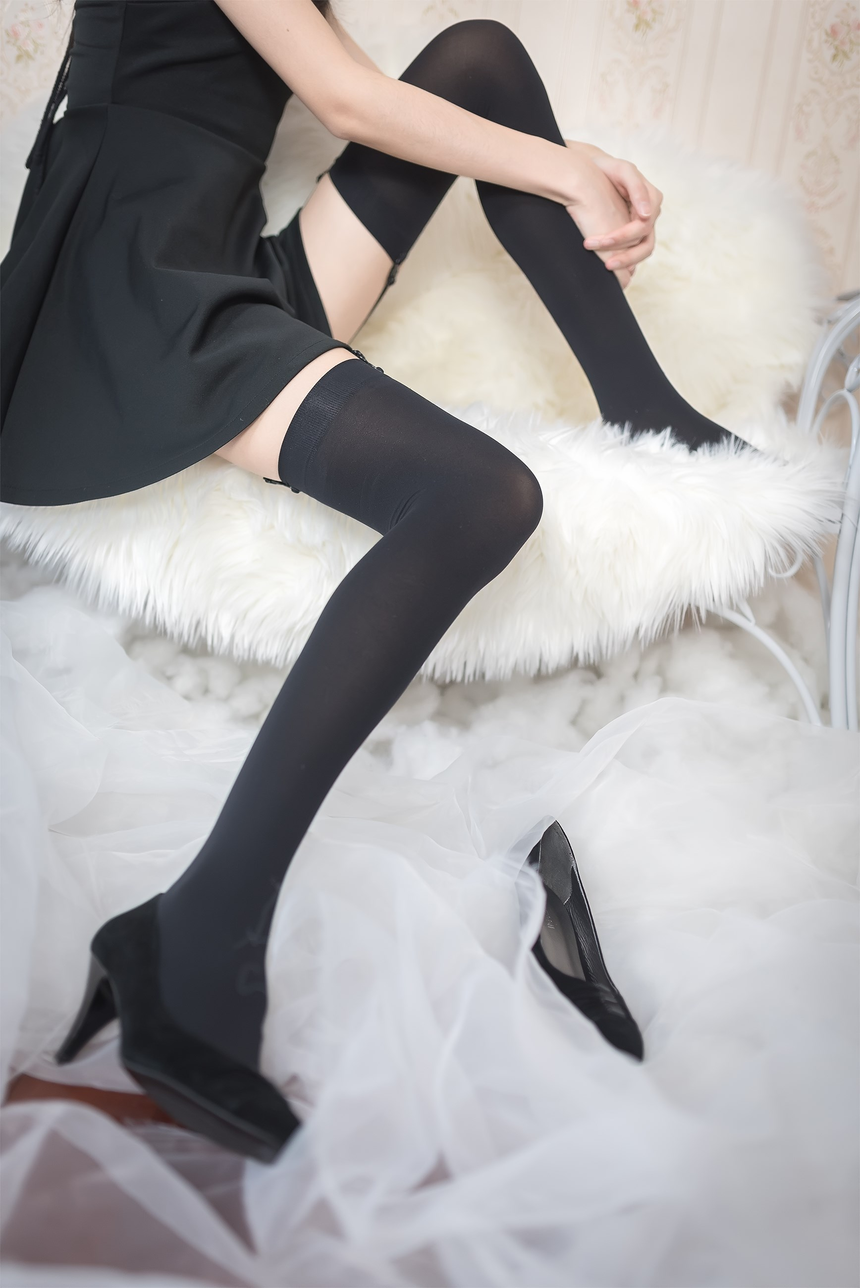 【兔玩映画】吊带 · 丝袜 · 天使 兔玩映画 第32张