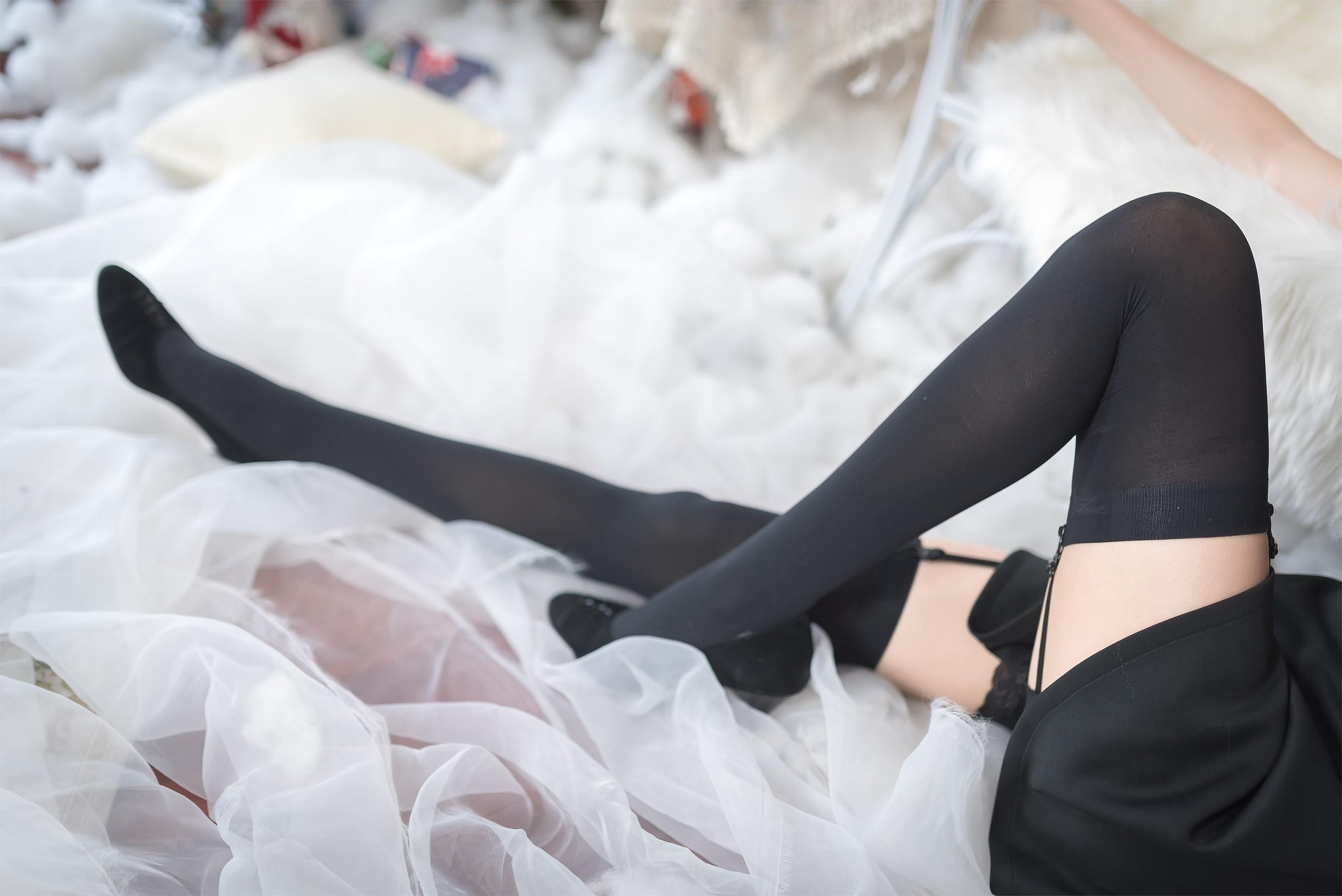 【兔玩映画】吊带 · 丝袜 · 天使 兔玩映画 第27张