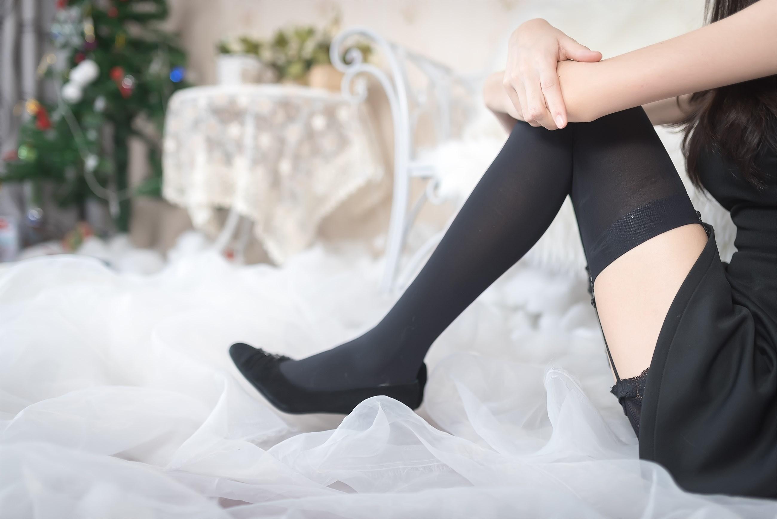 【兔玩映画】吊带 · 丝袜 · 天使 兔玩映画 第25张
