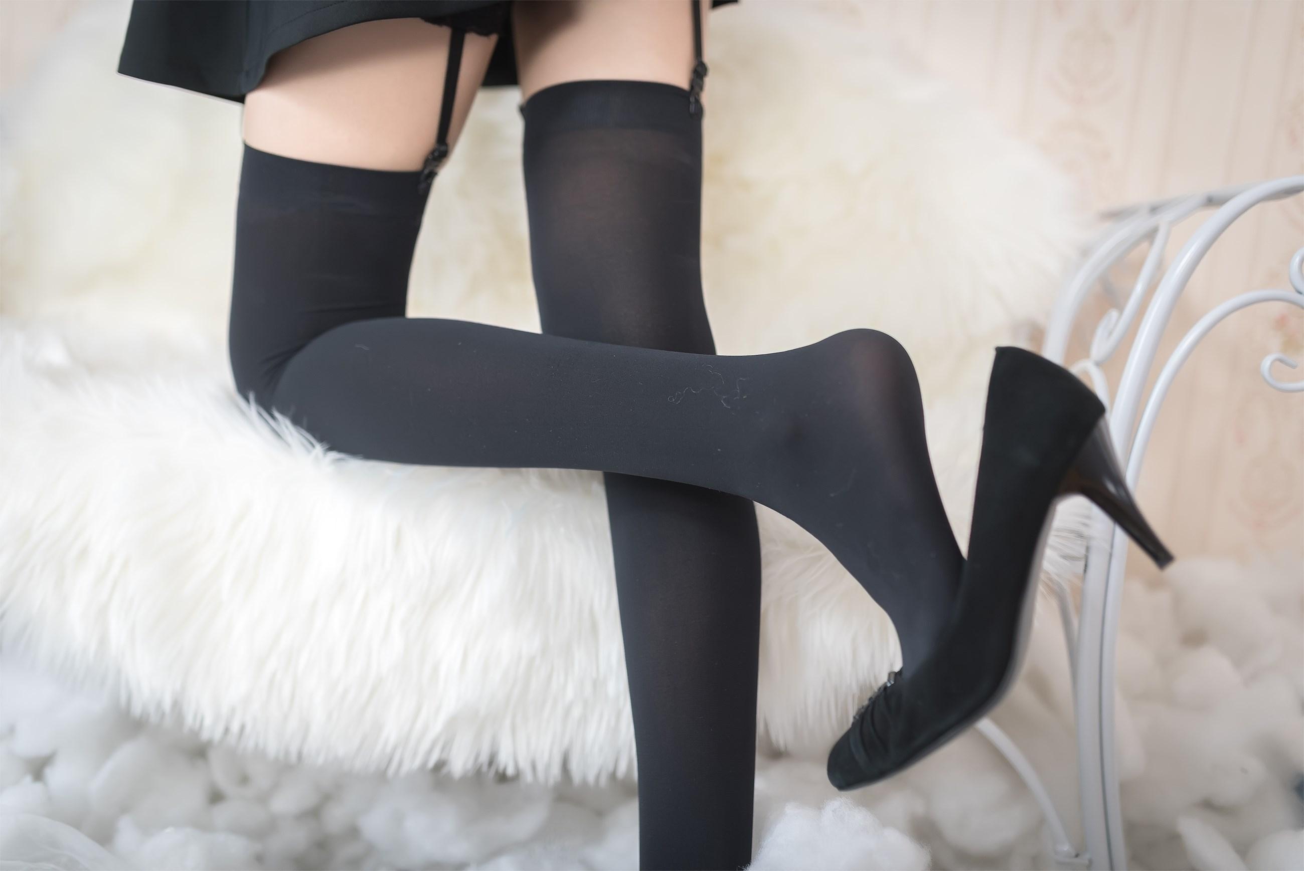 【兔玩映画】吊带 · 丝袜 · 天使 兔玩映画 第20张