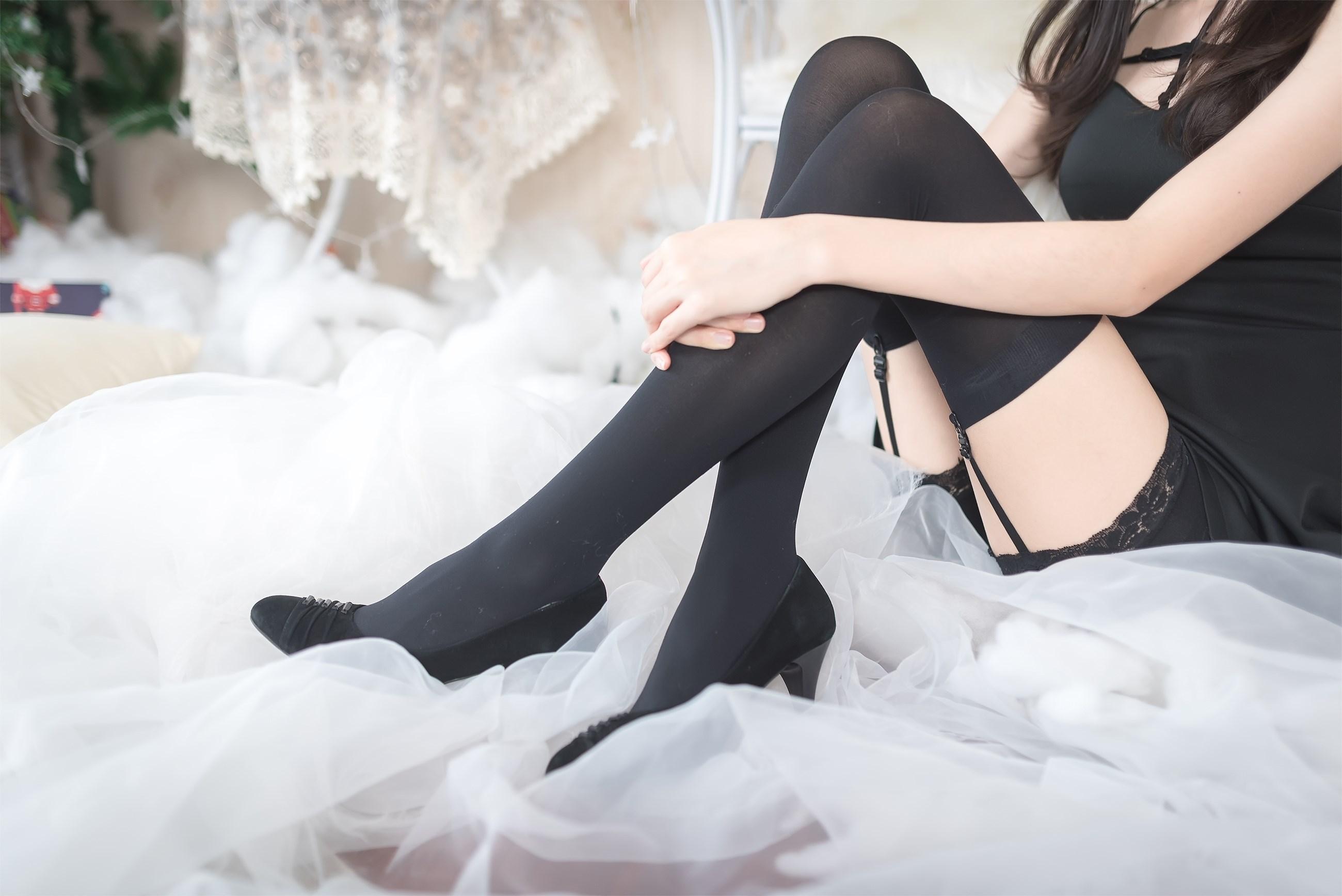 【兔玩映画】吊带 · 丝袜 · 天使 兔玩映画 第19张