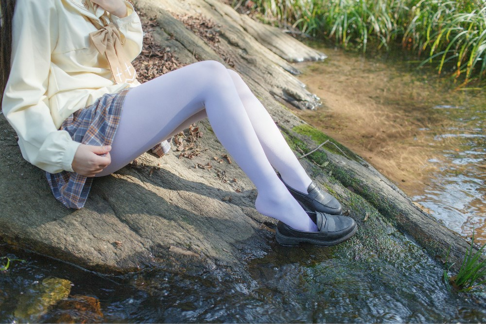 【兔玩映画】野外的萝莉白丝 兔玩映画 第8张