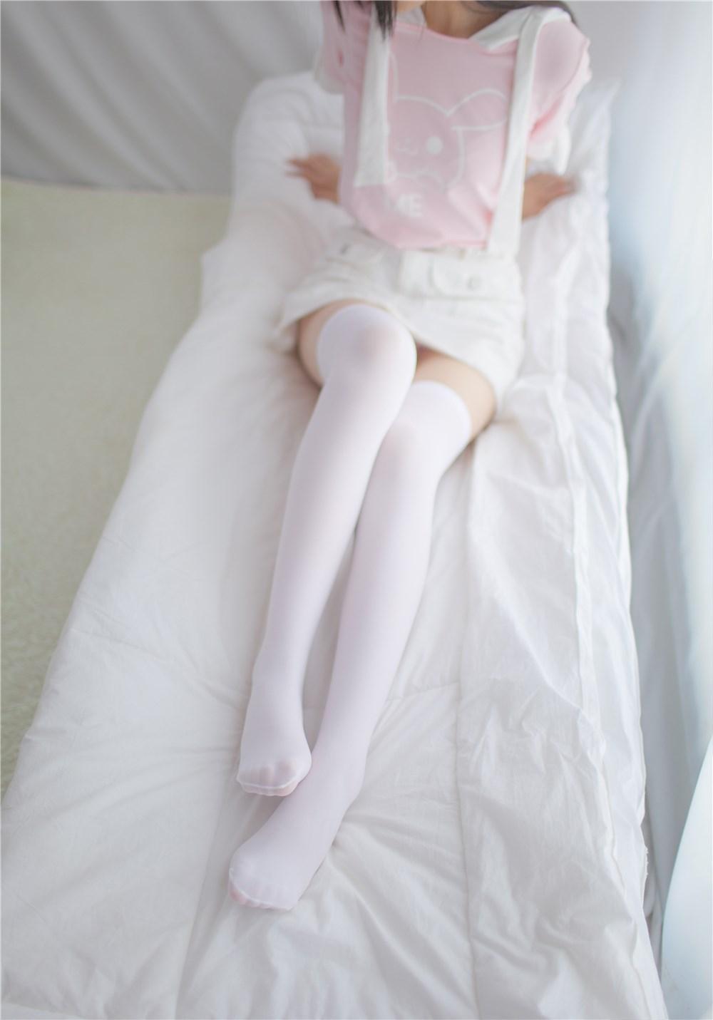 【兔玩映画】粉白的兔叽 兔玩映画 第14张