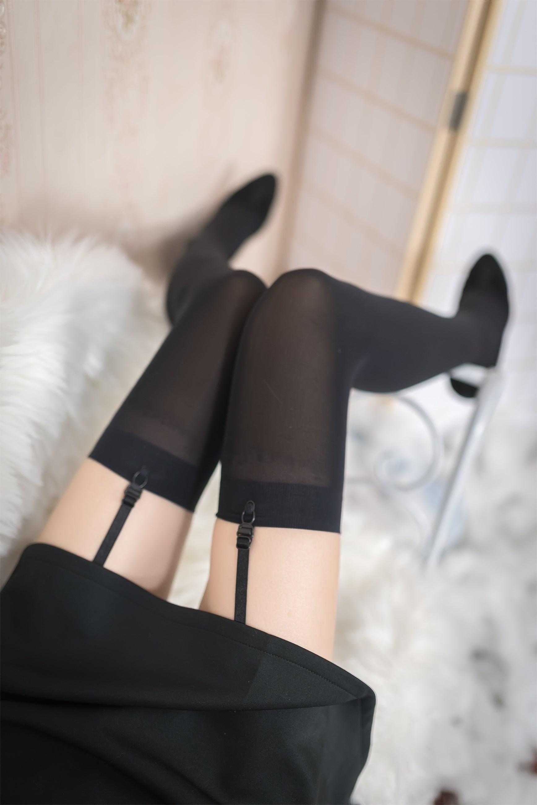 【兔玩映画】吊带 · 丝袜 · 天使 兔玩映画 第13张