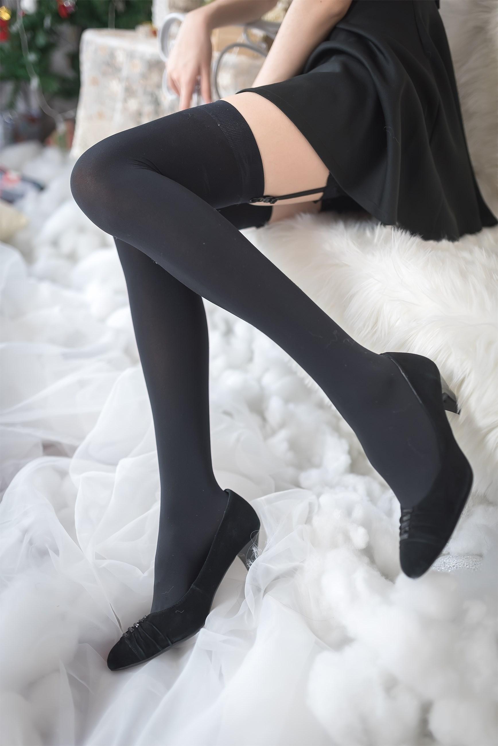 【兔玩映画】吊带 · 丝袜 · 天使 兔玩映画 第4张