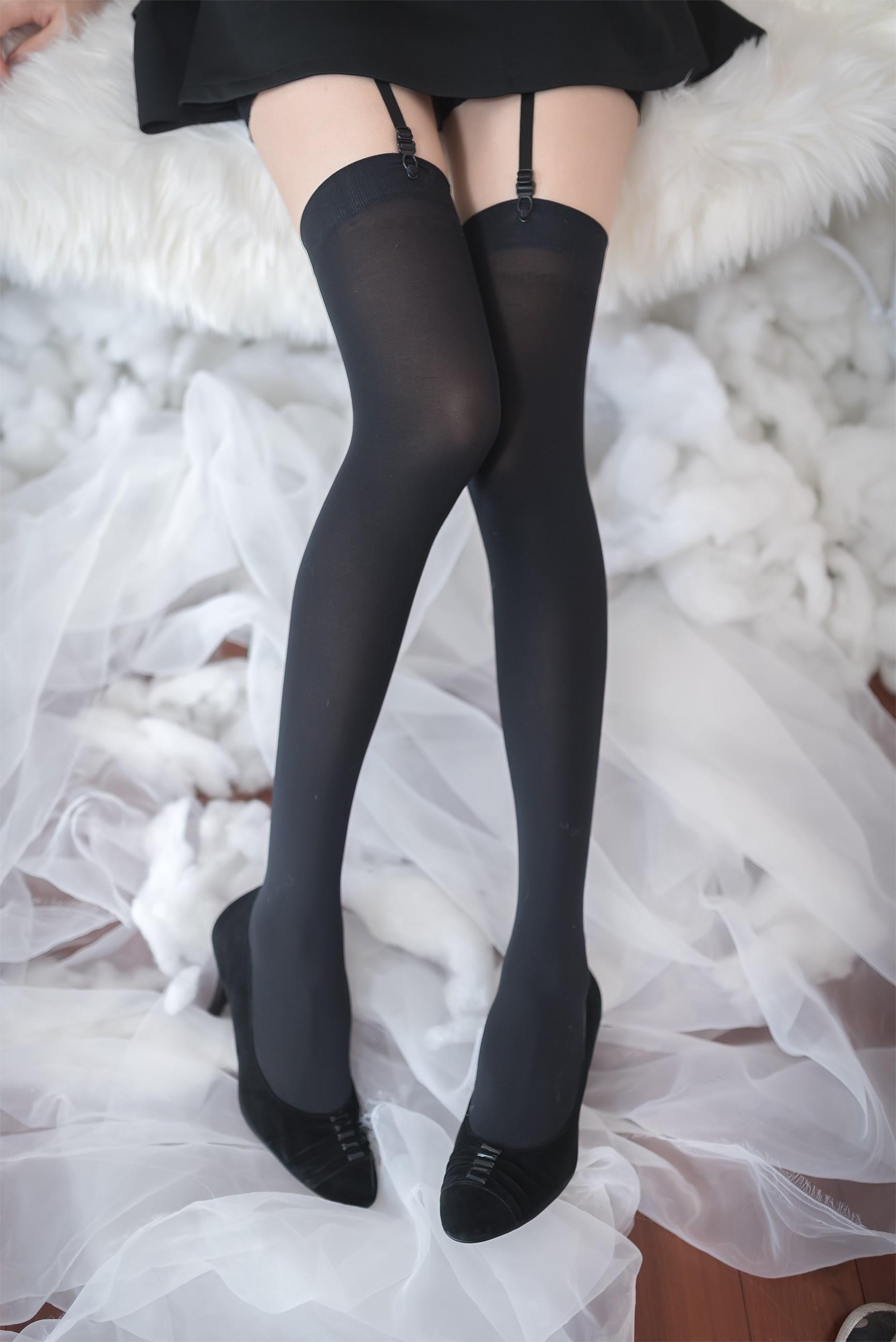 【兔玩映画】吊带 · 丝袜 · 天使 兔玩映画 第3张