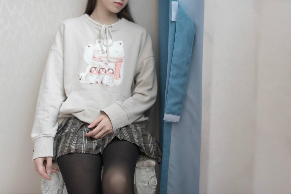 【兔玩映画】窗帘后的朦胧 兔玩映画 第27张
