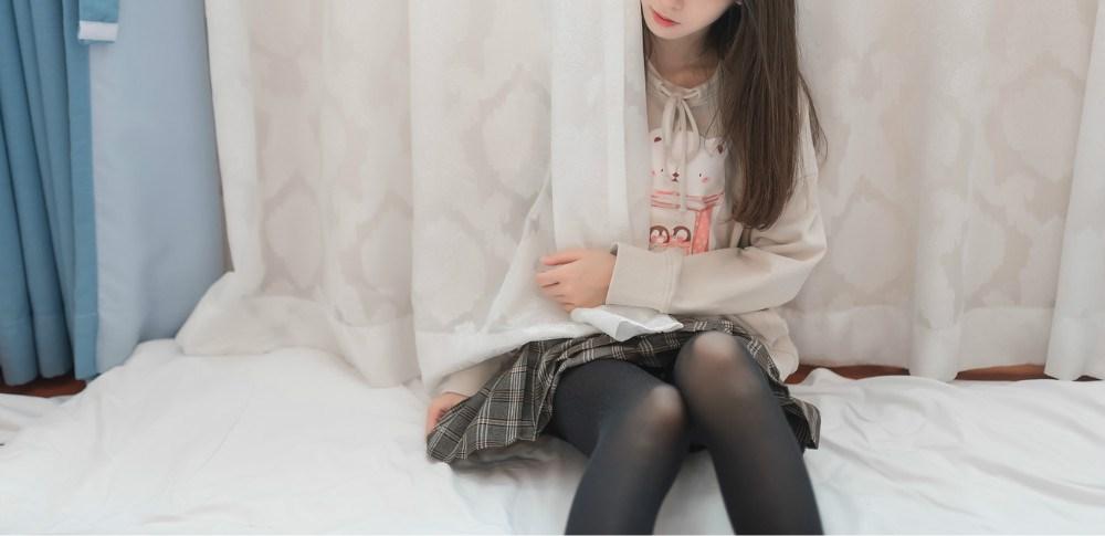 【兔玩映画】窗帘后的朦胧 兔玩映画 第15张