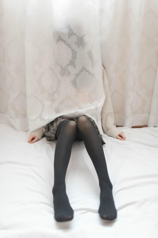 【兔玩映画】窗帘后的朦胧 兔玩映画 第14张