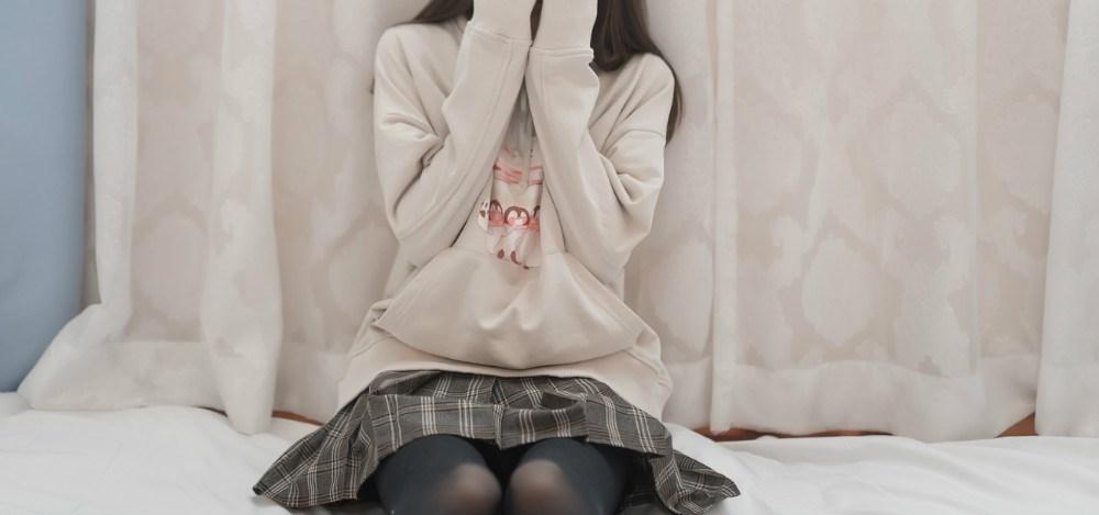【兔玩映画】窗帘后的朦胧 兔玩映画 第8张