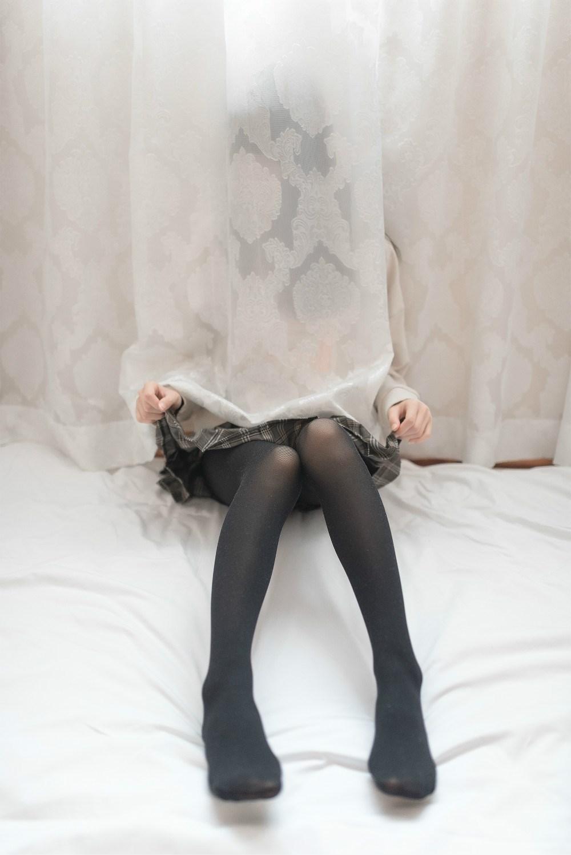 【兔玩映画】窗帘后的朦胧 兔玩映画 第5张