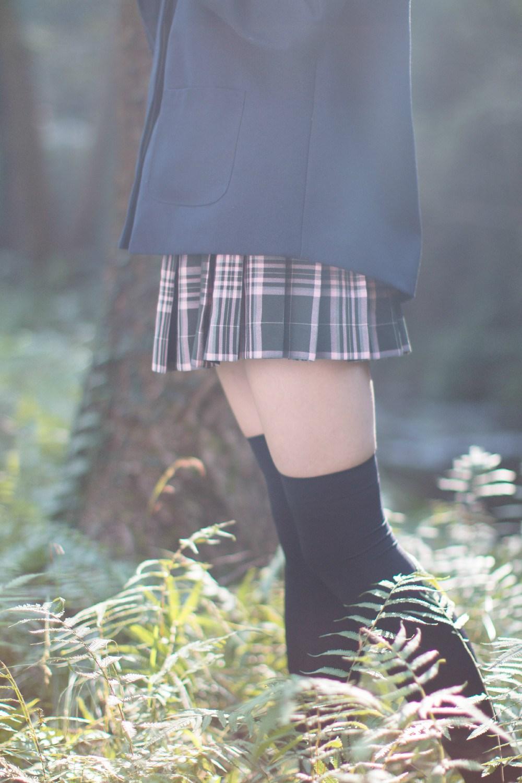 【兔玩映画】荒郊野岭 · 黑丝少女 兔玩映画 第24张