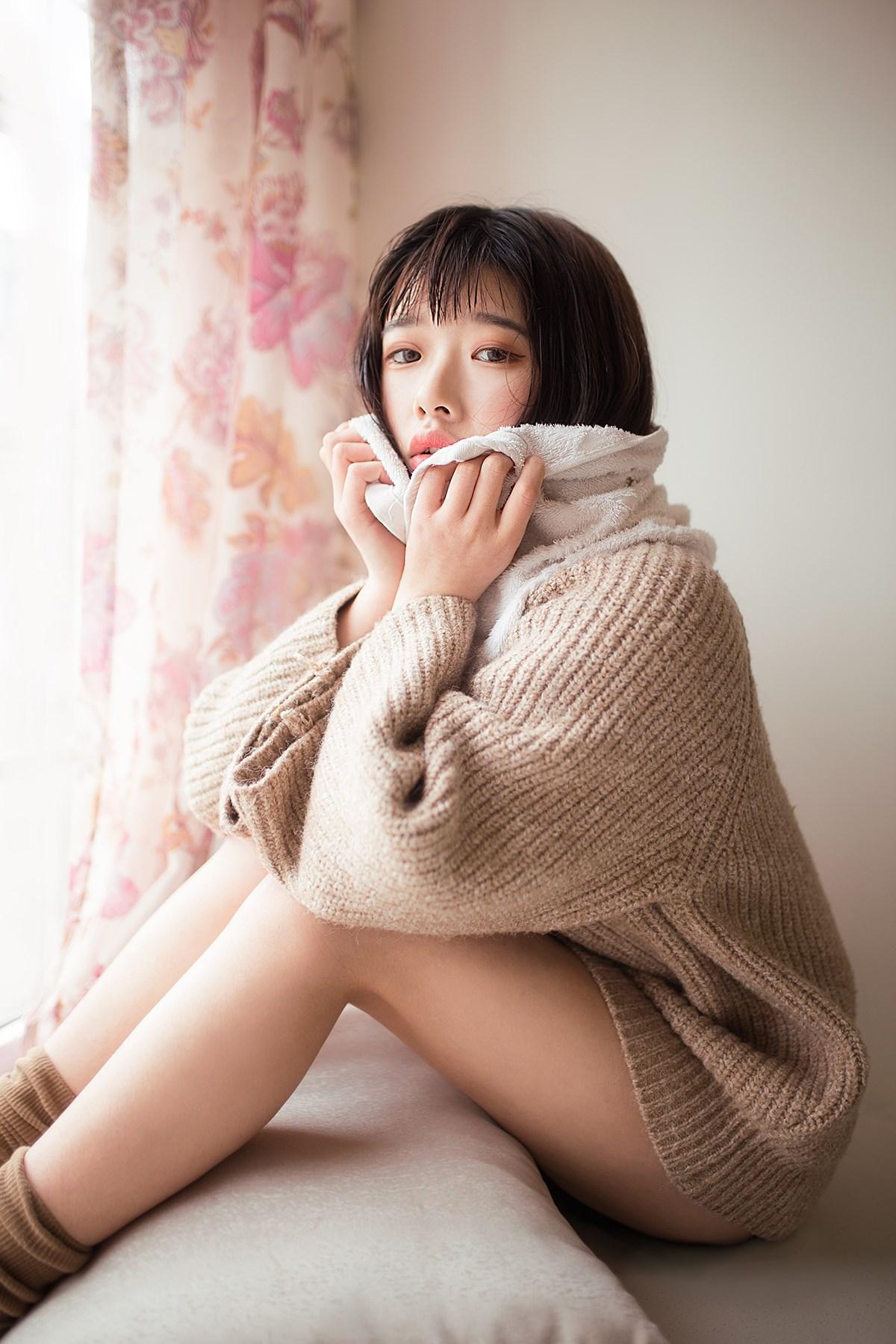 【兔玩映画】厚厚的毛衣 兔玩映画 第3张