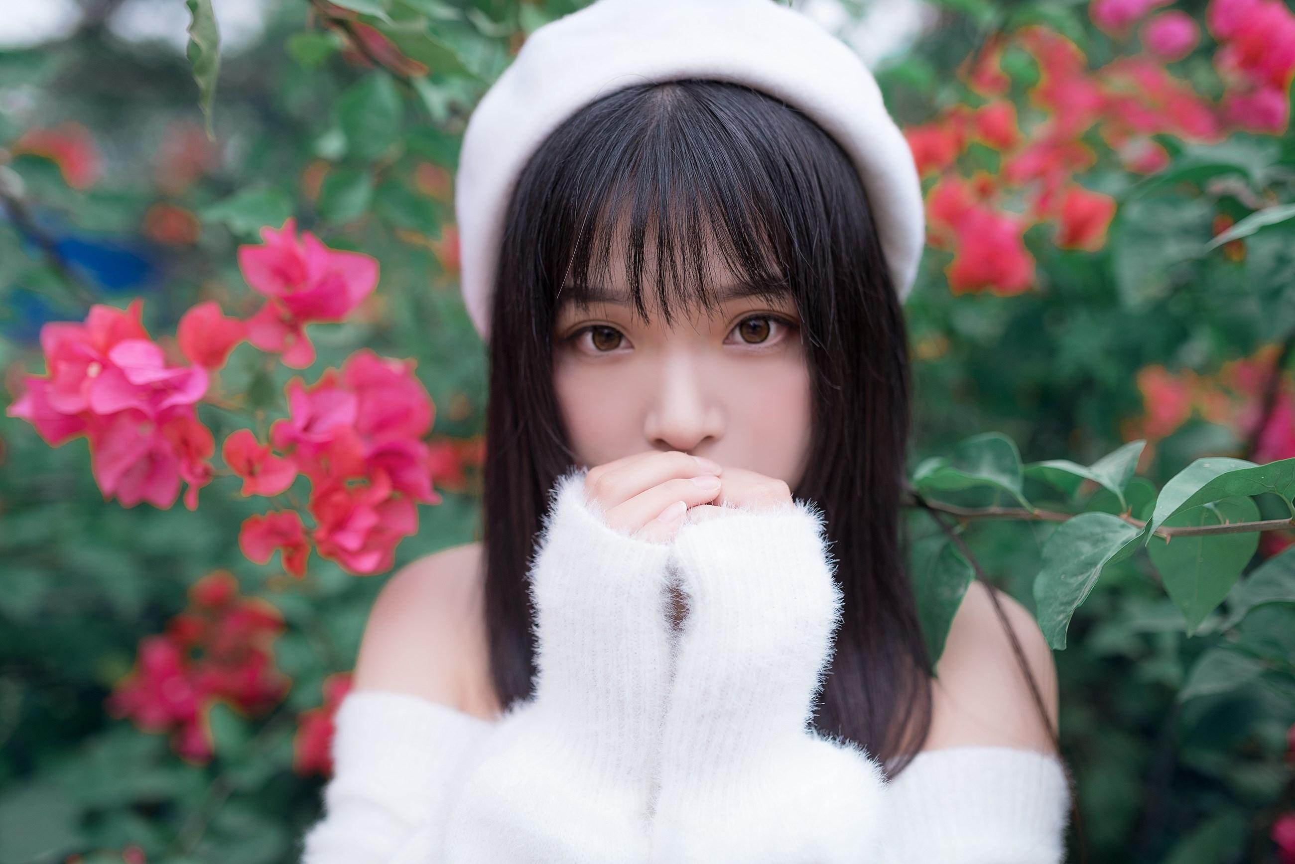 【兔玩映画】肩上的花 兔玩映画 第29张