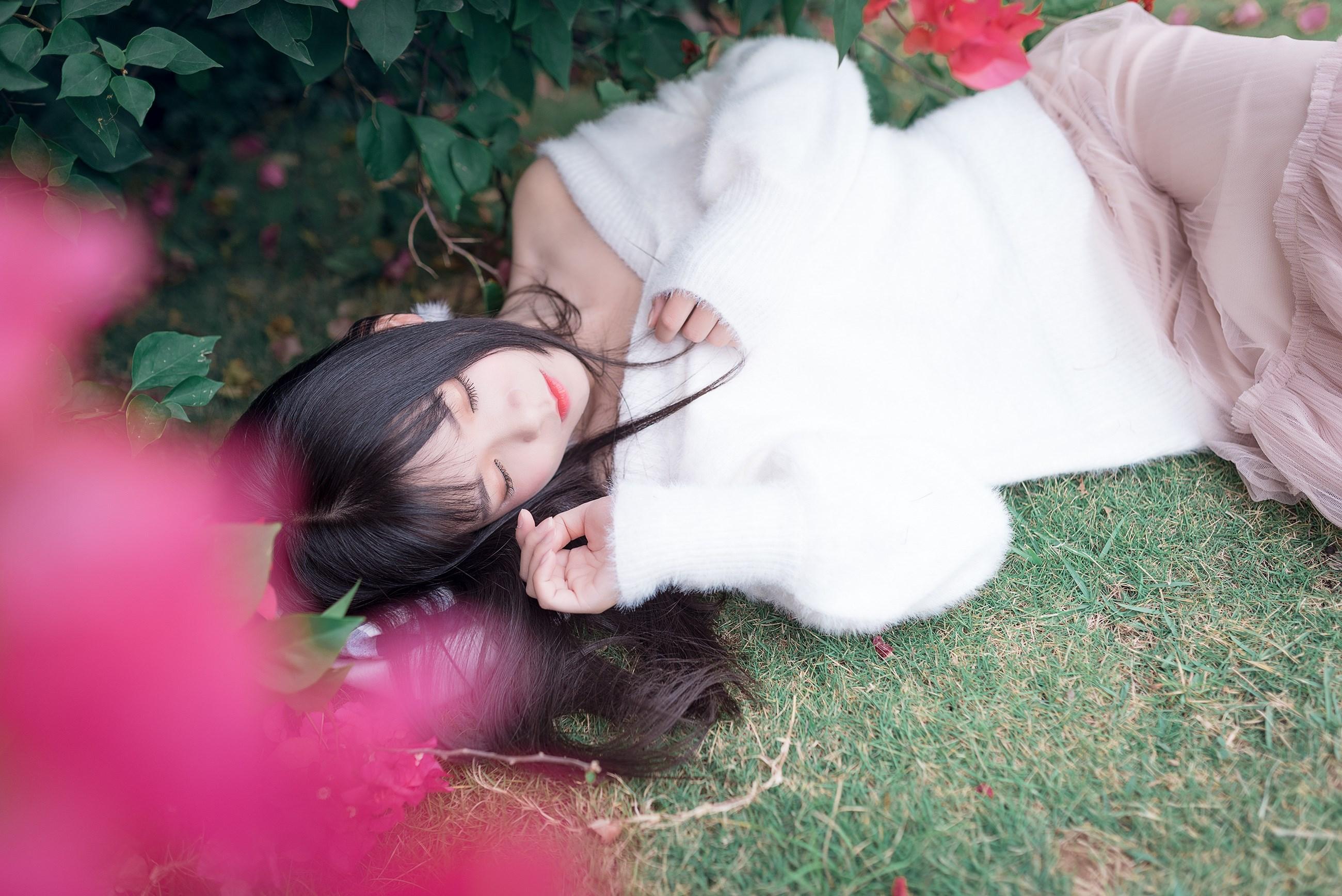 【兔玩映画】肩上的花 兔玩映画 第21张