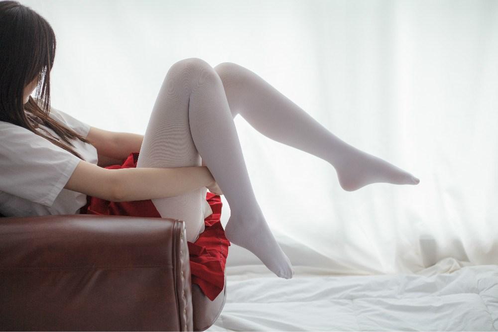 【兔玩映画】白丝干物妹 · 小埋! 兔玩映画 第33张