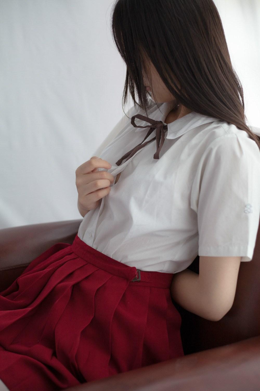 【兔玩映画】白丝干物妹 · 小埋! 兔玩映画 第30张